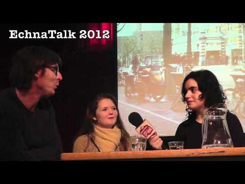 EchnaTalk, een gezellig praatprogramma