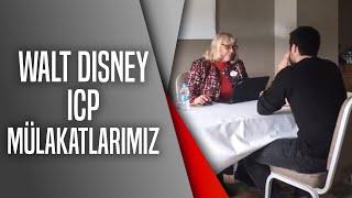 Walt Disney Mülakatları - ABD