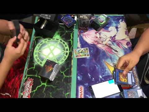 Yu-Gi-Oh! Local Rank-Up Tournament Top 8: Karl Perida (Altergeist) VS Carlo Santos (Sky Striker)