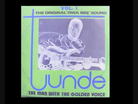 "Tunde Nightingale ~ ""The Original 'Owanbe' Sound"" (Vol.1 Side 2)"