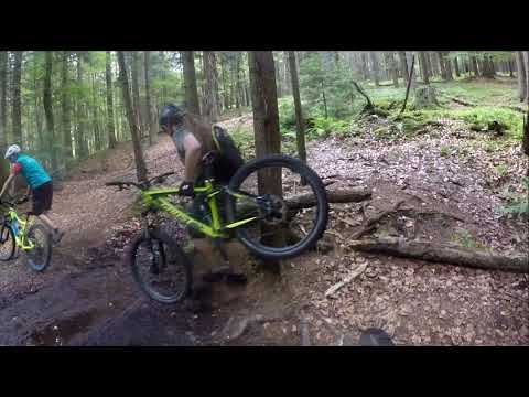 (cz) Single Trail Frymburk zelená 2019