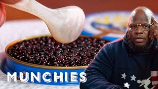 The Rules of Caviar with Meyhem Lauren - Mind Your Manners by Munchies