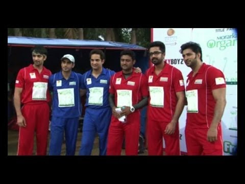 TV stars at charity cricket match – Bollywood Country Videos