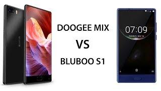 Doodgee Mix VS Bluboo S1 | 2 cheap bezelless phones!