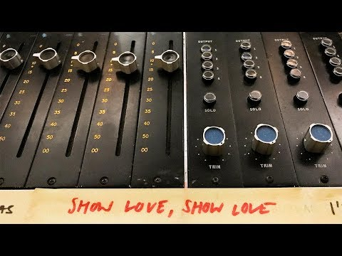 AUDIO: EVERYTHING IS RECORDED - 'Show Love'