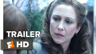 Nonton The Conjuring 2 Teaser Trailer 1  2016    Patrick Wilson Horror Movie Hd Film Subtitle Indonesia Streaming Movie Download