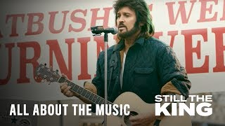 Get a sneak peek of all the music to come this season on Still The King. Catch new episodes of Still The King Tuesdays at 10/9c on CMT. Subscribe to CMT for more Still The King: http://bit.ly/2r4dHA1More Still The King:Hilarious Season 1 Bloopershttp://bit.ly/2sxuAr8The Cast on Working With Billy Ray Cyrushttp://bit.ly/2reLQO3FOLLOW CMT:Facebook: http://at.cmt.com/uXwBK Twitter: http://at.cmt.com/uXwGj Instagram: http://at.cmt.com/uXx1QCMT.com: http://at.cmt.com/uXwLt This season of Still The King begins with Vernon (Billy Ray Cyrus) fresh out of jail and determined to reclaim his position as a country music superstar while being present in the lives of his daughter Charlotte (Madison Iseman) and her mother Debbie (Joey Lauren Adams). Faced with the possibility of being a father to Debbie's unborn child, Vernon must balance his desires for fame and family.