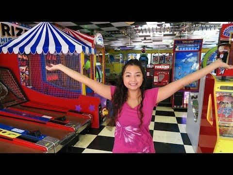 Happy Days Arcade at Old Town - Arcade Fun