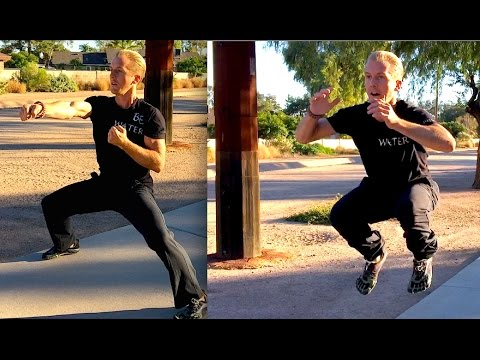 Martial Arts Fitness Training – 30 Min Workout