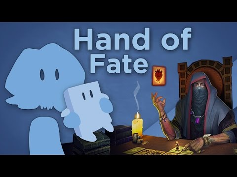 hand - James Recommends Hand of Fate, where each flip of the virtual deck reveals more loot to collect or monsters to fight in fast-paced 3D battles for both strategic and high action gameplay. Buy...