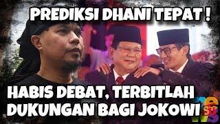 Download Video Habis Debat Terbitlah Dukungan Bagi Jokowi MP3 3GP MP4
