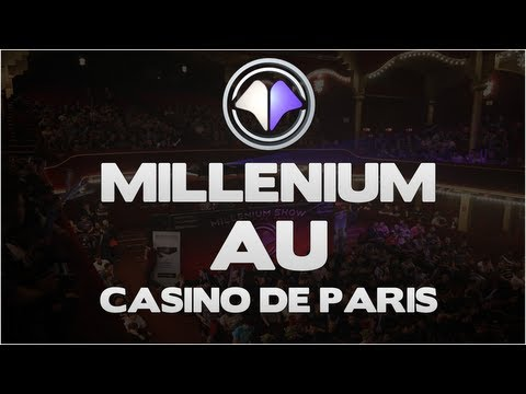 Millenium Show - Casino de Paris