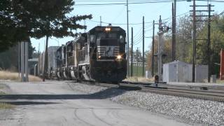 Bellevue (OH) United States  city pictures gallery : Bellevue Ohio - Norfolk Southern on the old Nickel Plate and Pennsy Lines
