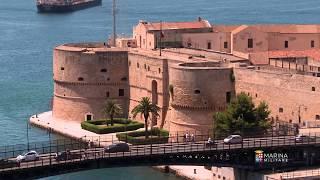 Breve visita al Castello Aragonese di Taranto.