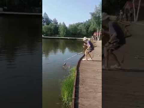 Видеоотчет о рыбалке за 16 июля 2021 г.