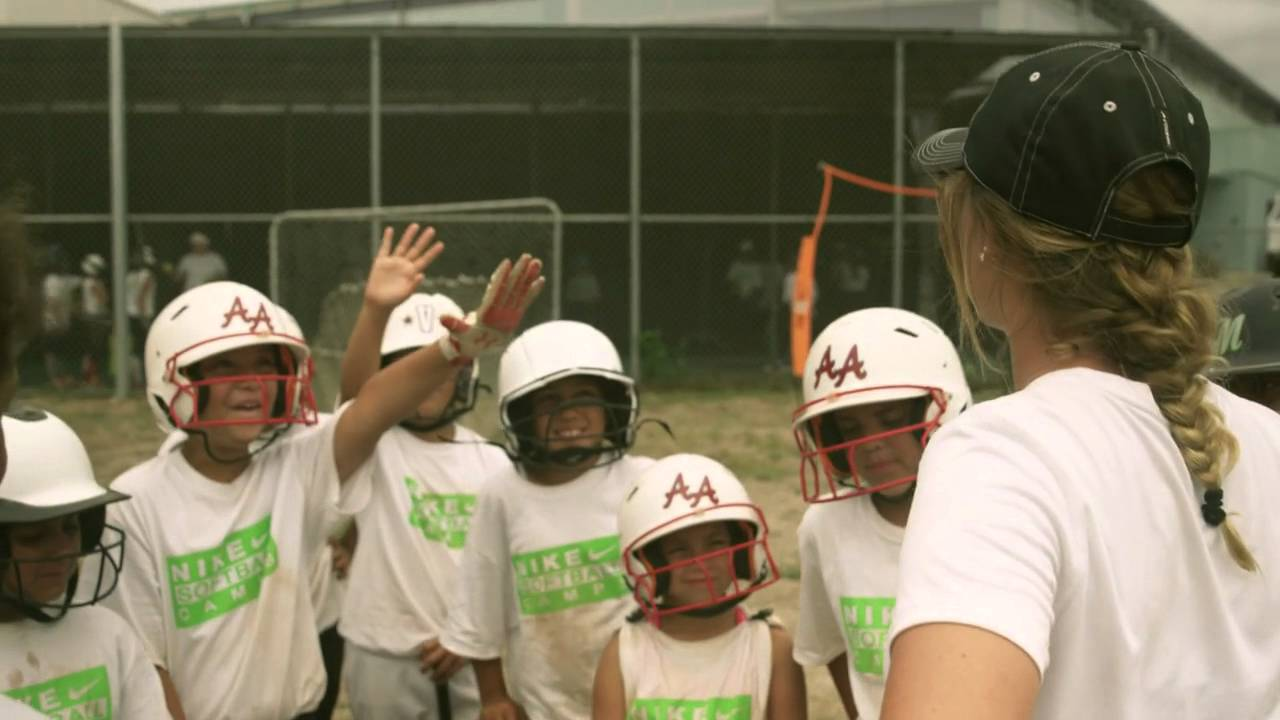 Nike Softball Camps - Video