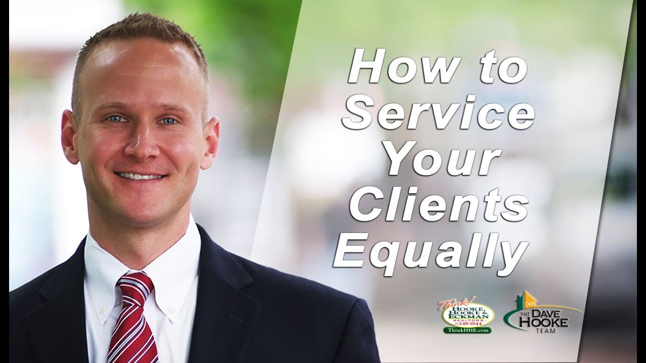How Can You Ensure All Your Clients Are Serviced Equally?