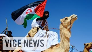 Subscribe to VICE News here: http://bit.ly/Subscribe-to-VICE-News VICE News travels to Western Sahara's occupied and ...