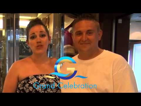 Ryan and Emily Grand Celebration Cruise Testimonial