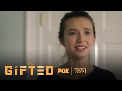 Rebecca Has A Flashback | Season 2 Ep. 9 | THE GIFTED