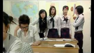 Bo tu 10A8 - phim teen Vietnam - Bo tu 10A8 - Tap 259 - Gay thu chuoc oan