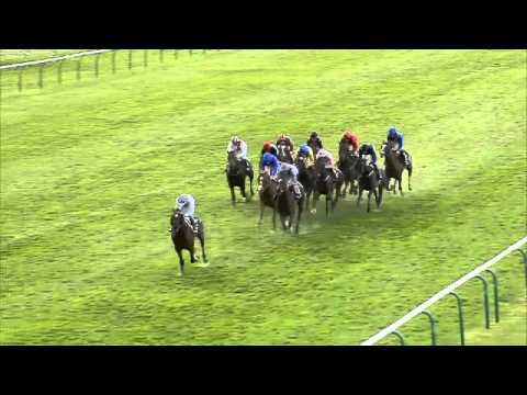 2000 - Jim Bolger trained Dawn Approach wins the 2013 Qipco 2000 Guineas at Newmarket on day one of the Guineas meeting.