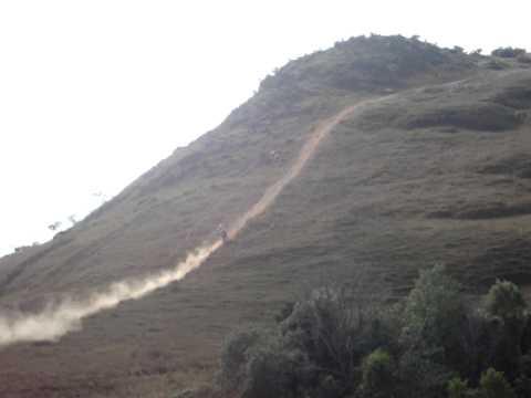 Trilha de Moto - Morro do Betinho - Ouro Branco MG