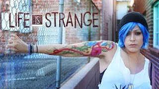 Life is Strange Chloe FULL Cosplay