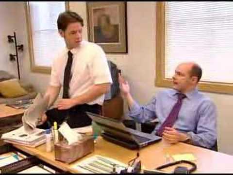 لوايطة - Typical day in the office.