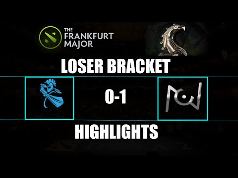 The Frankfurt Major: Team Unknown 1-0 NewBee Highlights Loser Bracket