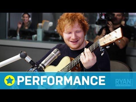 WATCH: Ed Sheeran Covers Beyonce's