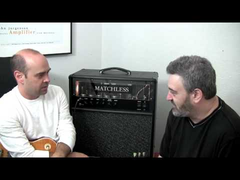 Matchless Amplifiers Avalon 30 - Interview with Chief Designer Phil