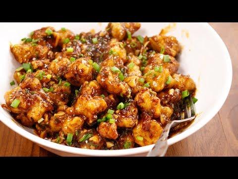 Gobi Manchurian | Easy & Crispy Restaurant Style Recipe - CookingShooking