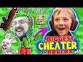 ROBLOX BIGGEST CHEATER!! FGTeeV Chase n Dudz 1v1 Challenge (Down with the Pew #48)