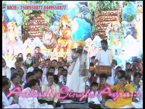 Video Singh Sawari Mahima Bhari Pahado Mai Sthan Tera - Lakhbir Singh Lakha Live in Madhogarh 2013 download in MP3, 3GP, MP4, WEBM, AVI, FLV January 2017