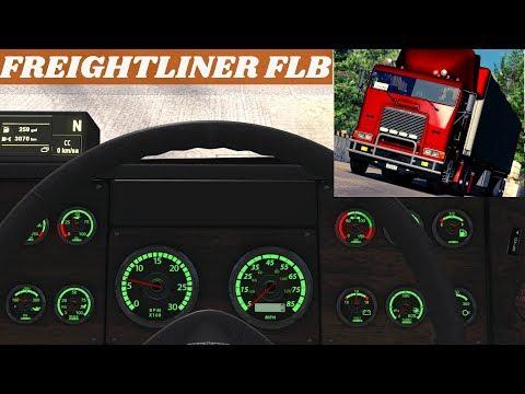 [ATS] Freightliner FLB v2.0.7.1 1.35.x