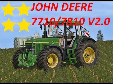 John Deere 7710/7810 v2.0