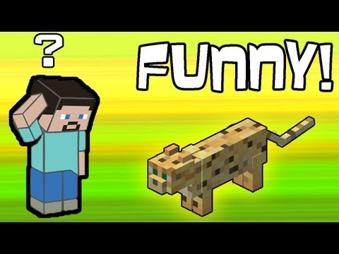[FUNNY] Worst Minecraft Moments Montage! #3 CATS! by Whiteboy7thst