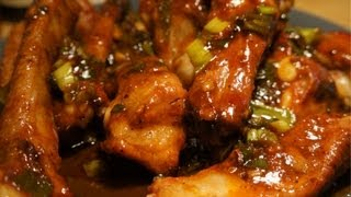 Asian Pork Ribs Recipe Sweet Sticky Bbq Sauce