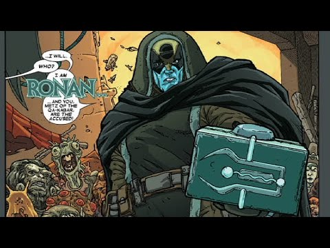 origins - With a name like that it's no wonder he's feared throughout the galaxy. Join http://www.Watchmojo.com as we will be exploring the comic book origins of Ronan The Accuser. Check us out at...