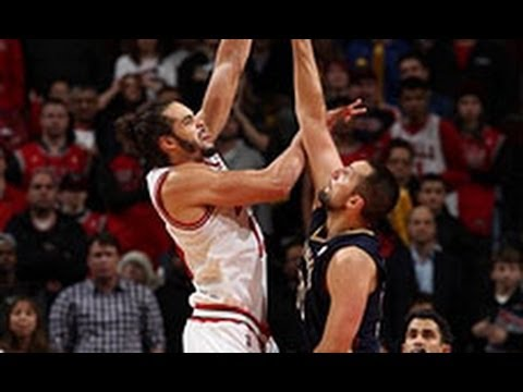 In - Check out the clutch shots that the Pelicans and Bulls made in their matchup that went down to triple overtime. New Orleans won 131-128. Visit nba.com/video for more highlights. About the...
