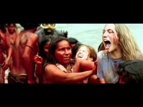 Green Inferno - extrait : Arrivée au village