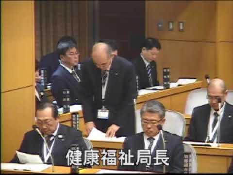 第4回川崎市議会定例会での質問(動画)