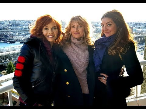 We catch up with Riverdale stars Nathalie Boltt and Madchen Amick