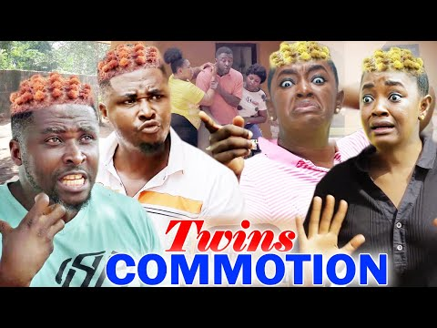 Twins Commotion Complete Season - Luchy Donalds / Onny Michael 2020 Latest Nigerian Movie