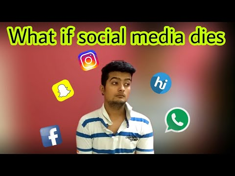 What if social media dies !! | Friendship Day Special | Comedy |