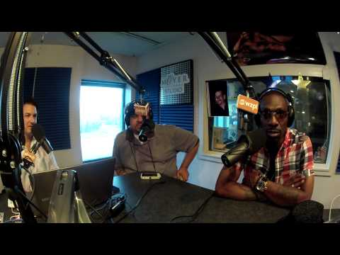 Comedian Charlie Murphy on Smiley Morning Show