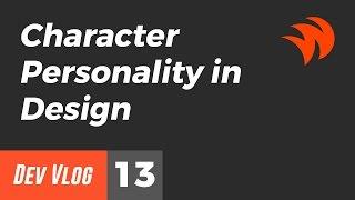 Wavedash Games: Character Personality – Dev Vlog  13