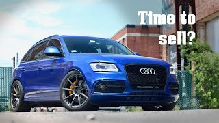 Time to sell the SQ5? :/ Let me explain... by Ignition Tube