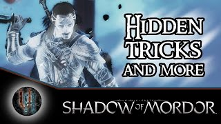 Nonton Middle Earth  Shadow Of Mordor   Hidden Tricks And More Film Subtitle Indonesia Streaming Movie Download